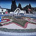 Rond-point à Waidhofen An Der <b>Thaya</b> (Autriche)