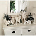 <b>Ambiance</b> chic et cocooning pour Noël