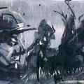 Ambiance de guerre