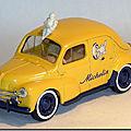 Renault <b>4cv</b> © Michelin ...