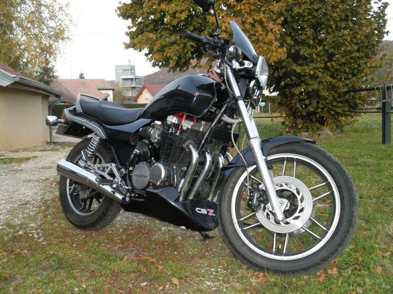 CBX 650 E - Terminée