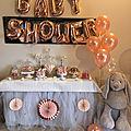 <b>Baby</b> shower