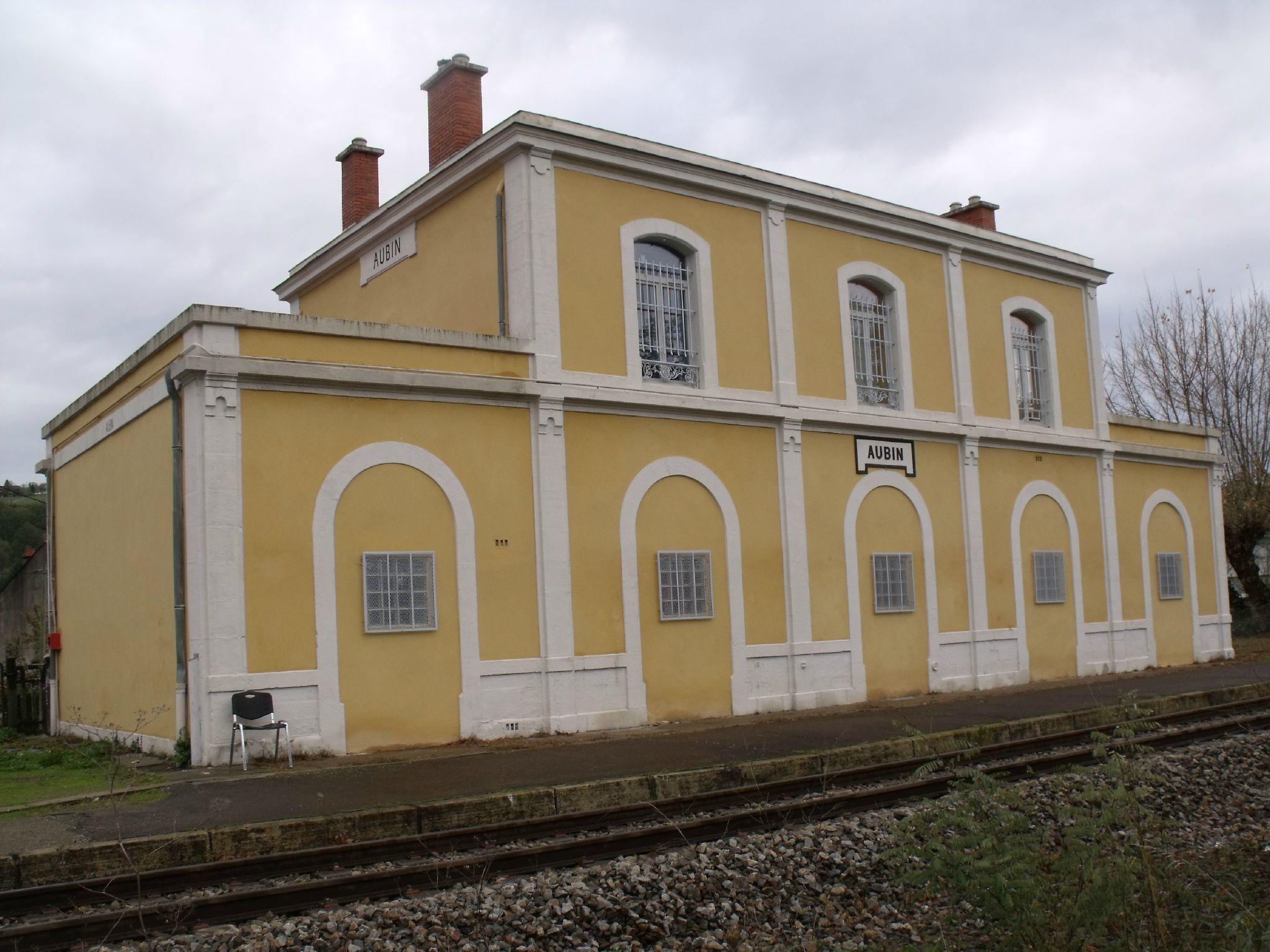 Aubin (Aveyron - 12) 1