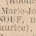 Montocchio Joséphine Amélie Myriam_Naturalisation J.O du 14.1.1924