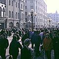 URSS 1988 (19/28). La <b>rue</b> de l'Arbat.