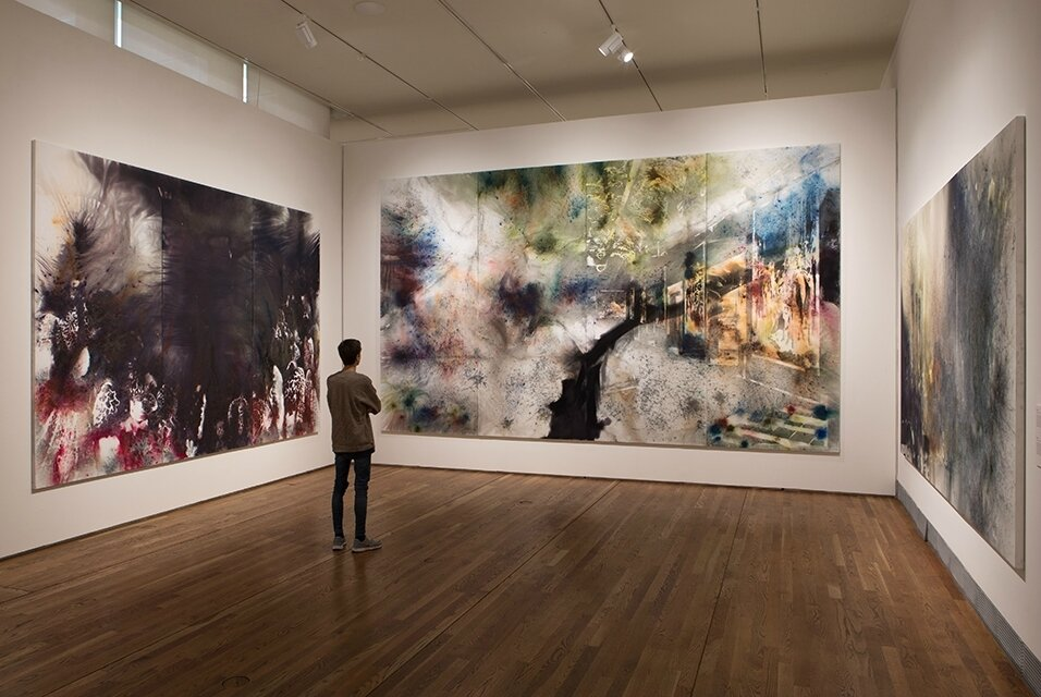 Cai Guo-Qiang Solo Painting Exhibition at the Prado Museum: Exploring the Spirit of Painting
