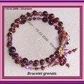 Bracelet Grenats