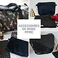 Papa Pique et Maman Coud, la jolie marque d'accessoires de mode de qualité (+ giveaway)