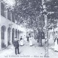 Lamalou les Bains