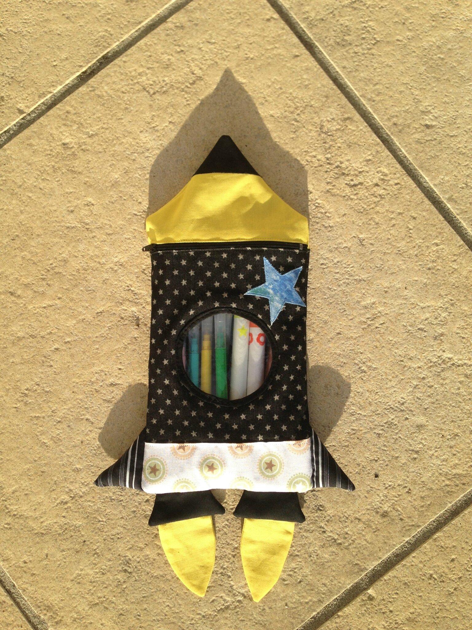 Trousse-fusée Cré-enfantin