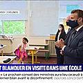 Masque à l'école – L'inspection de l'éducation nationale veut terroriser les enseignants récalcitrants