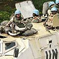L'ONU part