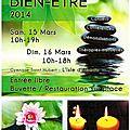 Salon du Bien-être de L'Isle d'Abeau (38)
