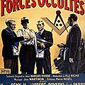 Film sur la franc maçonnerie : forces occultes