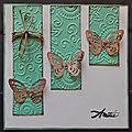 Carte <b>papillons</b>