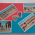 Nimes - Ecole artillerie datée 1972