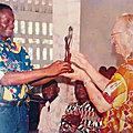 Après 51 ans de mission en RDC, le Père Bernard Schwiezer s'en va
