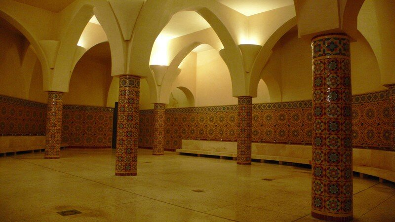 Mosaique Mosquee Meknes