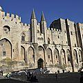 Avignon, <b>cité</b> des <b>Papes</b>