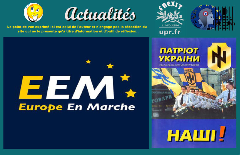 ACT EUROPE EN MARCHE UKRAINE