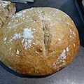 9 fevrier - pain maison ou pain de boulanger
