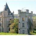 Château de St.Didier sur Arroux (71)