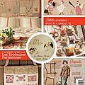 Magazine création point de croix n°60 - septembre / octobre 2016
