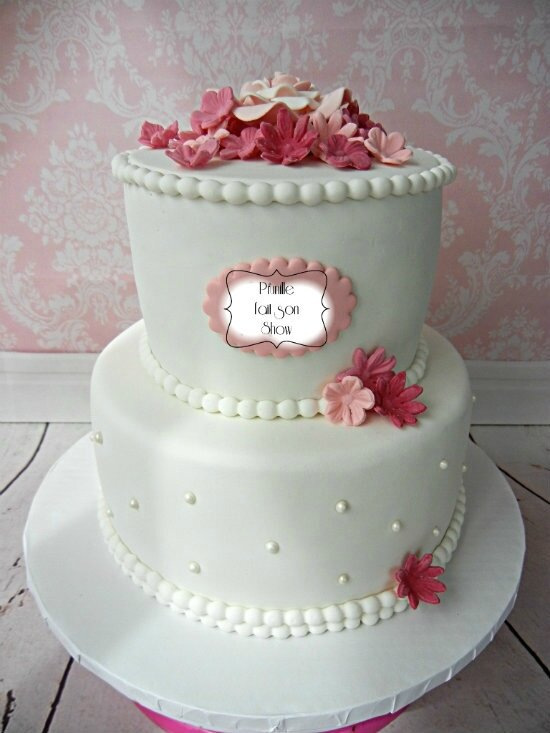 how to store a wedding cake before the wedding wedding cake et perles nacr 233 es tr 232 s classe 16184