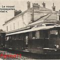 Qui sont les ancêtres du TGV Postal?