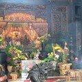 Temple enfumé