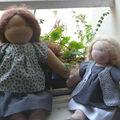 Pour les poupées, un patron Citronille en cadeau...