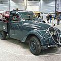 PEUGEOT 202 UH pick up 1948 Besançon (1)