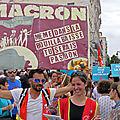 La Marée populaire à Marseille, le 26 mai 2018