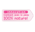 100% naturel love and green