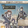 Test : Valkyria Chronicles Remastered