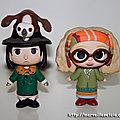 Funko Mini <b>Mystery</b> : Sibylle Trelawney et Severus Rogue
