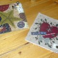 Christmas squares by quiltmania...