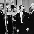 Édouard et Caroline, de Jacques Becker (1951): dispute autour d'un gilet d'habit