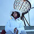 Joëlle ortega-valverde au cap nord norvège voyage de la romancière