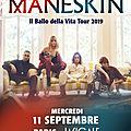 Måneskin, le phénomène romain, à voir en live à la <b>Cigale</b> le 11 septembre !
