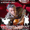 2018 : <b>concert</b> du 31 aout