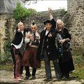 Les <b>ramoneurs</b> de <b>menhirs</b>, Fest-noz à Camors, 19-02-11