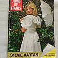 Jours de France <b>1974</b>, Sylvie Vartan, Le Big Bazar