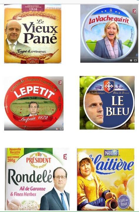 ps holalnde humour fromage