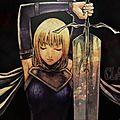 .[Anime&Manga]. Claymore