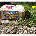 Swap wonderwomen - part ii ce que j'ai reçu