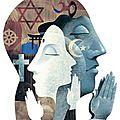 Œcuménisme et inter-religieux, c'est bonnet blanc et blanc bonnet ?