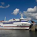 COVID + BREXIT = Abandon de Cherbourg et du Havre par la Brittany <b>Ferries</b>...