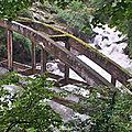 Gorges du Bréda – <b>Bout</b> du <b>Monde</b> – Allevard 38850 – Belledonne