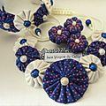 ♥ happy day ♥ parure collier et bracelet yoyos